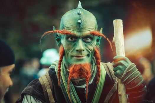 Elfia - Der grüne Wanderer